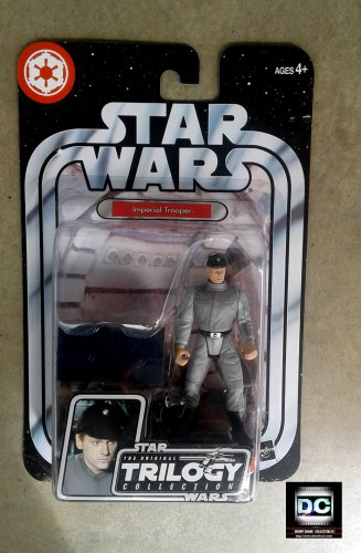 Star Wars: ANH Death Star Imperial Scanning Crew Trooper. OTC #38 2004 Trilogy Collection 85447