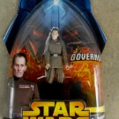 Grand Moff Tarkin Star Wars RotS #45 ANH Rogue One 2005 Hasbro