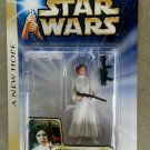 Princess Leia Star Wars Saga (Death Star Captive) 2004 85110-Carrie Fisher MOC