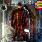 Daredevil Marvel Legends Series 3 III (Shaven Variant, Ben Affleck) + Marvel Universe comic
