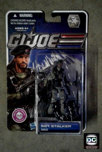 """GI Joe Cobra 30th Anniv POC Sgt Stalker - Ranger (v13) MOC 3+3/4"""" [Action Figure]"""