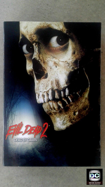 "Ultimate Ash Evil Dead 2 NECA 2016 7"" Action Figure Reel Toys Classic (1987 Movie Version)"
