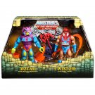 MOTUC, Rotar & Twistoid He-Man Masters of the Universe Classics MotU Mattel 2015 SDCC MattyCollector