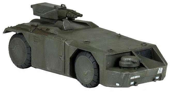 Aliens Cinemachines: Armored APC M577 Die-Cast Vehicle #19502 NECA, 2016 Reel Toys