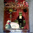 "Muppets Show Exclusive Steppin Out Tux Kermit 6"" Figure [Variant], Palisades 2002 25 Years"