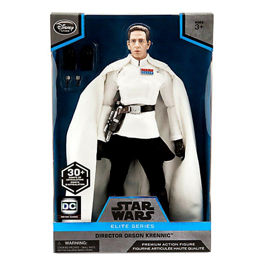 2016 Disney Store Star Wars Rogue One > Elite Series Director Krennic Premium Action Figure