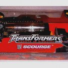 Scourge Tanker (Black Convoy, Nemesis Prime) Hasbro Transformers RID 2001 TRU Exclusive MISB