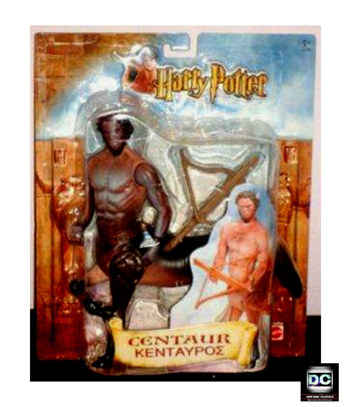 Harry Potter: Sorcerer's Stone Centaur (Firenze) Deluxe Creature figure, J.K. Rowling collectable