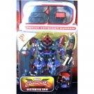 "SD Superior Defender Gundam Force Destroyer Dom Action Figure SDX 5"" Bandai 17062"