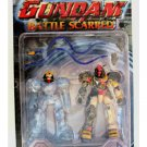 "Battle Scarred Gundam Mummy (Pharaoh) Deluxe Msia Action Figure 4.5"" Bandai #11433"