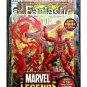 "Human Torch Toybiz Marvel Legends 6"" Series 2 II 70154 Fantastic Four Action Figure"
