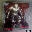 General Grievous Star Wars Elite Series 1st Print LE Disney Store Diecast Action Figure Bonus Lot
