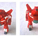 Macross Valkyrie/Robotech Miriya VF-1J Veritech Fighter-Vtg 80s Transformer-SD Joke Machine-Chibi
