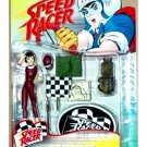 "Speed Racer Series One ""Trixie"" Action Figure 1999 ReSaurus [Mach 5] AFA C-9"