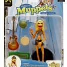 Palisades Muppets Janice (Guitar Electric Mayhem) 6-in figure [Silver Top Variant] 2003 Jim Henson