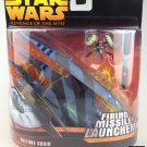 Vulture Buzz Droid RotS Star Wars Transforming Vehicle 2005 Clone Saga Action Fleet
