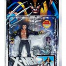 X-Men Classics Wolverine Logan in Jacket Marvel Legends 6in Sentinel Attack 2004 Toybiz MOC