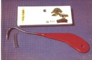 Quality Japanese Stainless Steel Root Pick for Bonsai