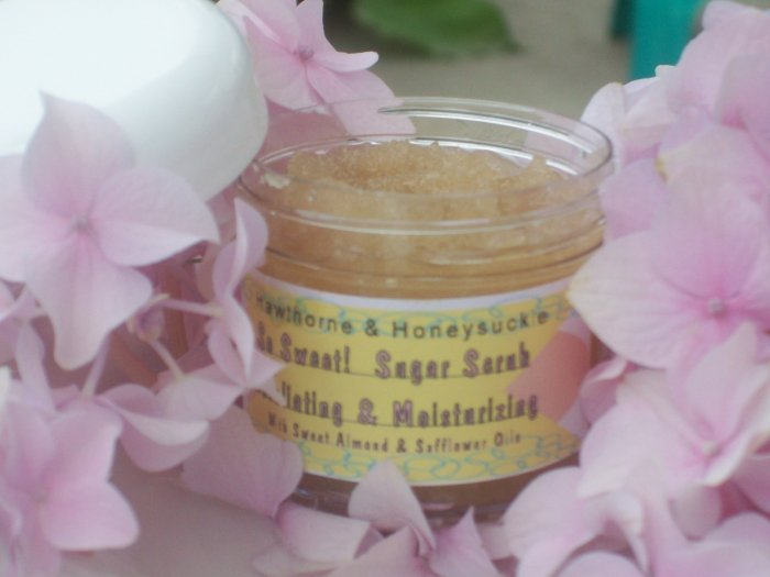 So Sweet!  Sugar Scrub *16oz