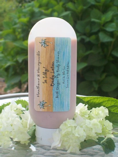 So Silky!  Body Lotion  *8oz