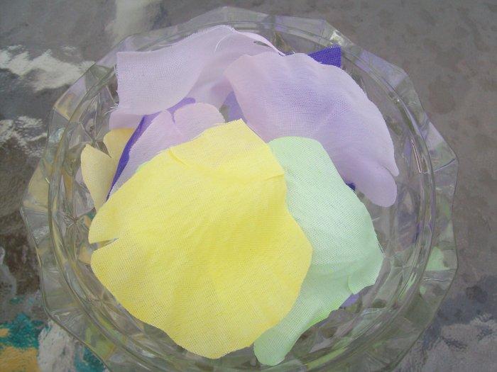 Rose Petal Soaps  * Bag of 24