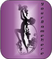 Ecrater Store Logo & HomePage Image Purple Fairy Dress Up your Ecrater Store Add your Name!