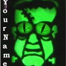 Ecrater Store Logo & HomePage Image Green Frankenstein Halloween Dress Up your Ecrater Store!!