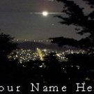 Neoloch.com Store Banner and Logo Combo San Francisco Night View Add your Store Name!
