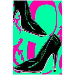 Hot Bag - 8 x 12 PrintHot Heels - 8x12 Print