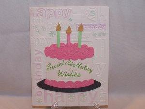 Birthday Cake # 223