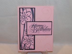 Pink Happy Birthday #228