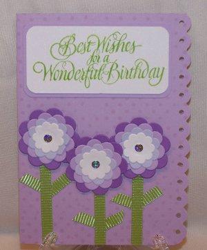Best Wishes Birthday #209