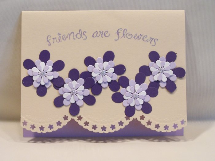 Friends are Flowers # 217