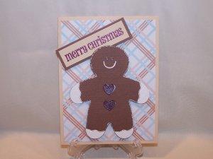 Gingerbread man #139