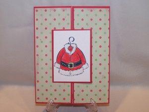 Santa's Suit #119