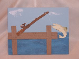Fishing Pole #256