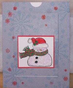 Snowman Pull-tab #276