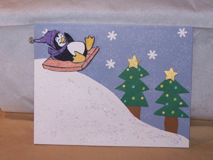 Penguin Slider #258