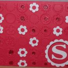 "Red ""S"" Card #281"