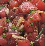 Shoyu Poke'    * Priced per pound