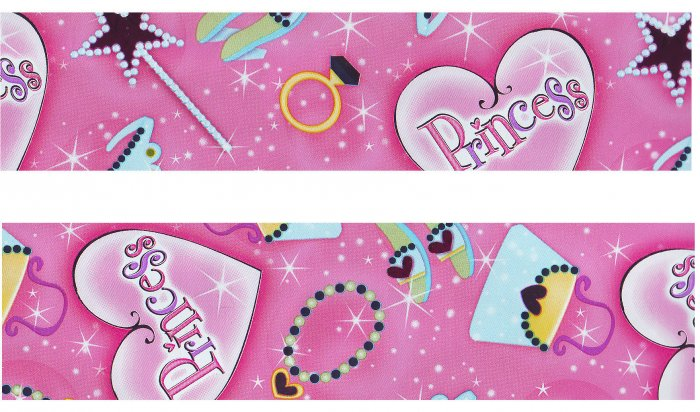 "PINK PRINCESS Children's Kid's Ceiling Fans 42"" w/ Light NIB!"