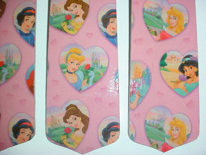 DISNEY PRINCESS Ceiling Fan Blades Only for 42 inch ceiling fans Kids Children