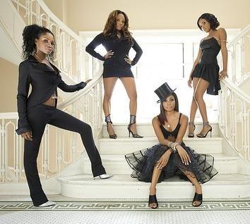 Young R&B Quartet Cherish at Vault 350-30 Points