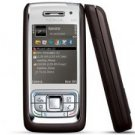 Nokia E65 Phone Mocha/silver Color, Gsm Unlocked