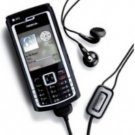 Nokia N72 Black Unlocked Gsm Phone