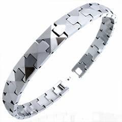 Tungsten Carbide Bracelet - 8mm