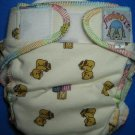 Easi Fitted Cloth Diaper (RM 39)