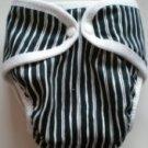 Zebra - Snazzy Cloth Diaper (RM 68)