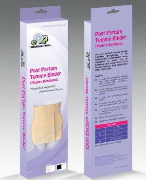 Post Partum Tummy Binder *Modern Bengkung*RM99.90