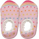 Japan Baby Low-cut Anti-Slip Socks - Pink Dots, RM 12/pair